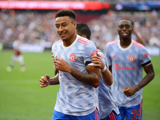 Team News: Jesse Lingard set to start in much-changed Manchester United side