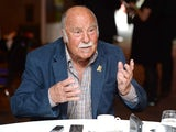 Jimmy Greaves pictured in May 2013