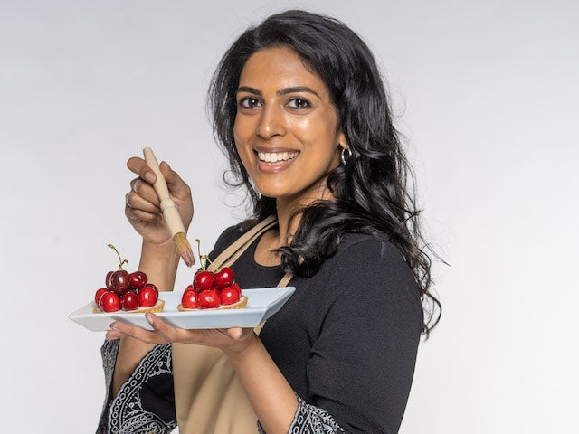 Crystelle on the Great British Bake Off 2021