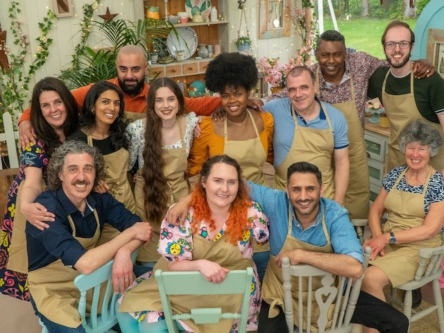 In Pictures: Meet the new contestants on The Great British Bake Off