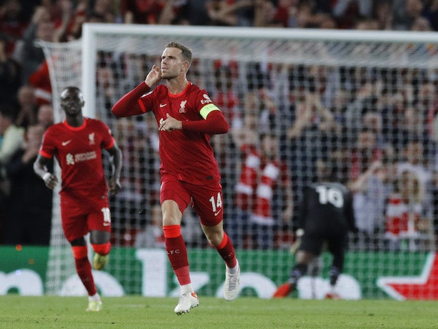Result: Liverpool use 2005 as inspiration for second-half comeback to edge AC Milan win