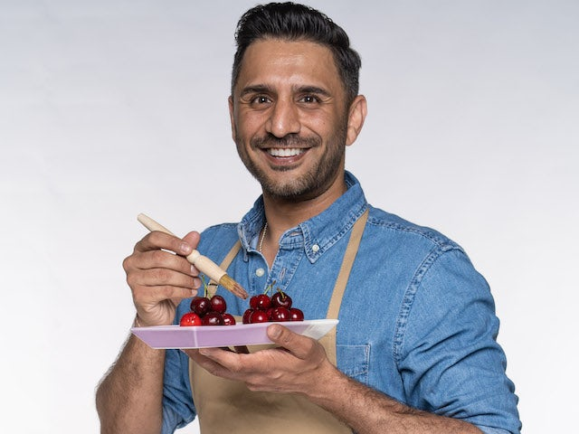 Chirag on the Great British Bake Off 2021