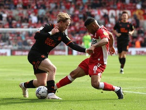 Blackpool come from behind to win at Middlesbrough
