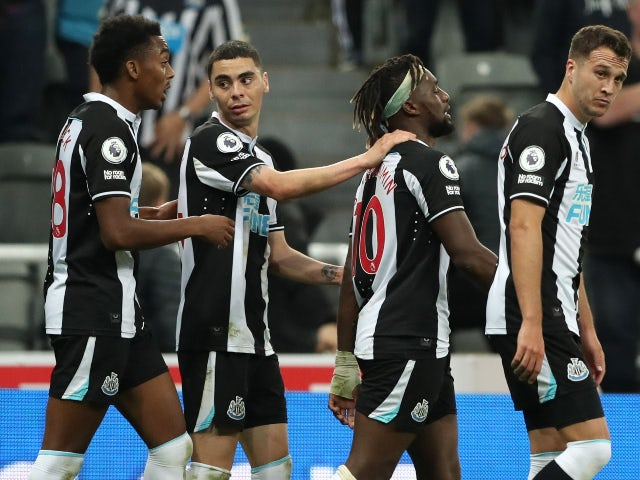 Result: Allan Saint-Maximin earns Newcastle a draw as the pressure mounts on Steve Bruce