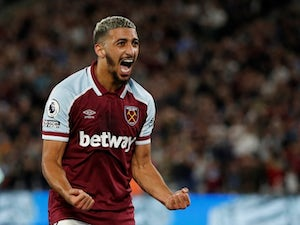 Moyes confirms Benrahma is doubtful for Man United clash