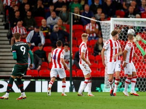 Mario Vrancic's first-half penalty miss proves costly as Stoke held by Barnsley