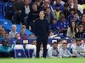 Chelsea manager Thomas Tuchel on September 14, 2021