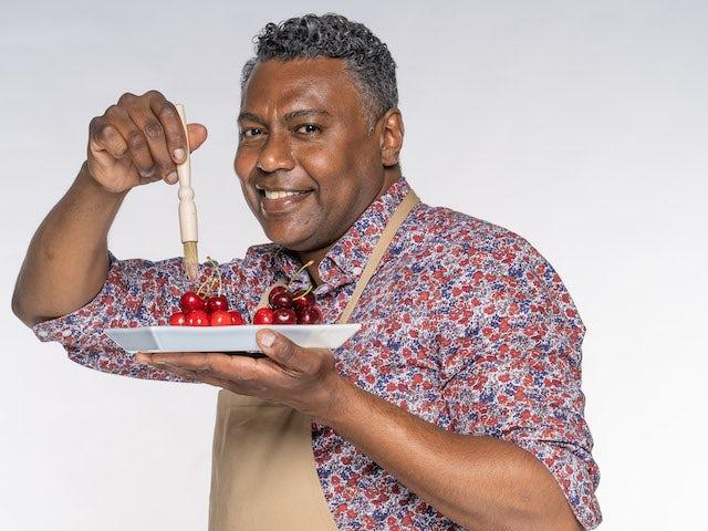 Jairzeno on the Great British Bake Off 2021