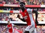 Result: Emile Smith Rowe and Bukayo Saka star as Arsenal beat rivals Tottenham