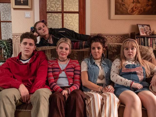 Derry Girls 'to end with series three'