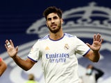 Real Madrid attacker Marco Asensio pictured on September 22, 2021