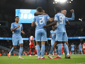 Manchester City youngsters seize chance to shine in cup win against Wycombe