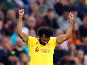 Mohamed Salah breaks Liverpool goalscoring record in Brentford draw