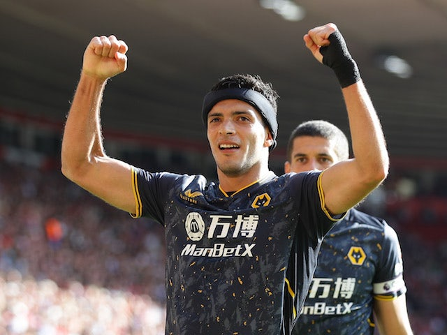 Result: Raul Jimenez ends long wait for goal with magical Wolves winner at Southampton