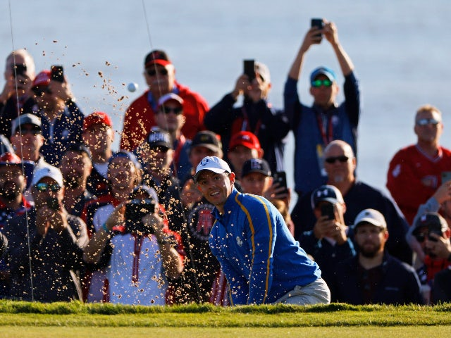 Hostility in short supply as Europe tee off in the 43rd Ryder Cup