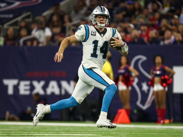 Result: Sam Darnold has two touchdowns as Carolina Panthers beat Houston Texans