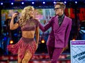 Tom Fletcher and Amy Dowden on Strictly Come Dancing on September 25, 2021