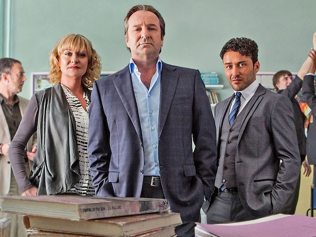 BBC resurrects Waterloo Road after six years