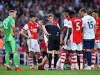 Arsenal team news: Injury, suspension list vs. Aston Villa
