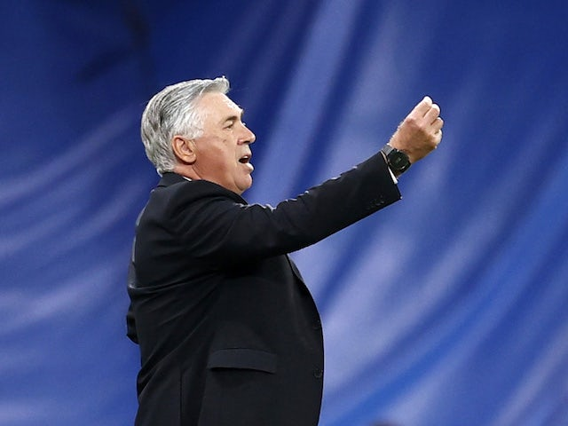 Ancelotti furious with Real Madrid's performance against Espanyol