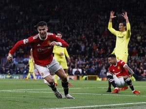 Cristiano Ronaldo strikes at the death to snatch Man Utd victory over Villarreal