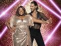 Judi Love and Graziano Di Prima on Strictly Come Dancing 2021