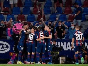 Preview: Levante vs. Getafe - prediction, team news, lineups