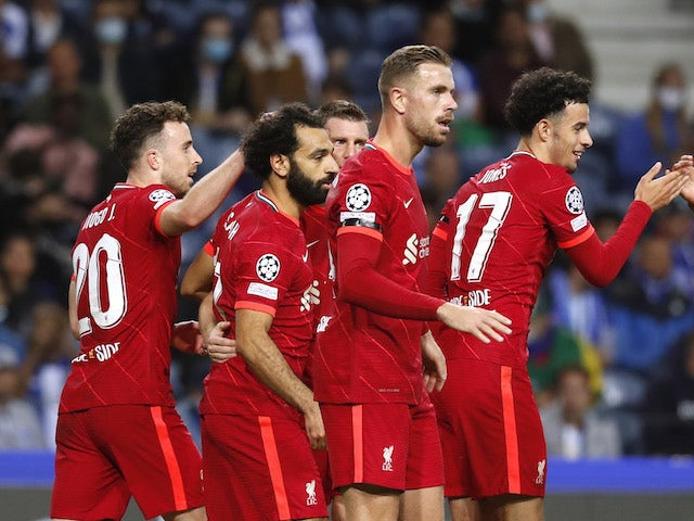 How Liverpool could line up against Man City