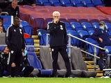 Cardiff City manager Mick McCarthy on September 28, 2021