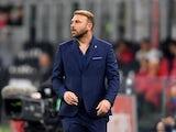 Venezia coach Paolo Zanetti on September 22, 2021
