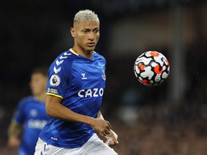 Richarlison returns to Everton training