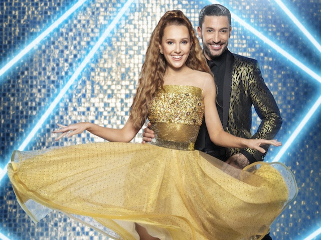 Rose Ayling-Ellis and Giovanni Pernice on Strictly Come Dancing 2021