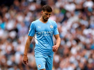 Dias urges Man City to bounce back ahead of Liverpool clash