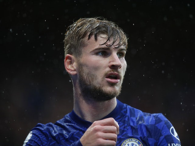 Atletico Madrid 'join the race for Chelsea's Timo Werner'