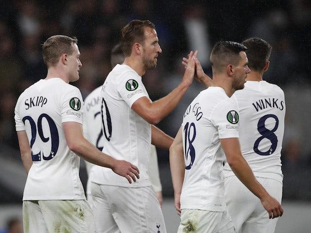How Tottenham could line up against Aston Villa