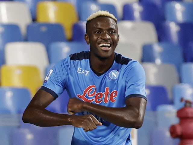 Chelsea 'join race for Victor Osimhen'