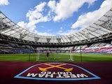General view of West Ham United's London Stadium on June 20, 2020