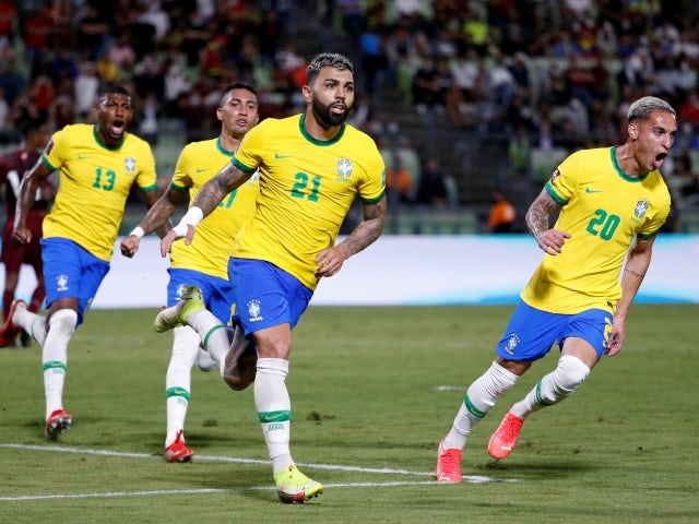 How Brazil could line up against Uruguay