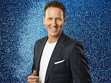 Brendan Cole for Dancing On Ice series 14