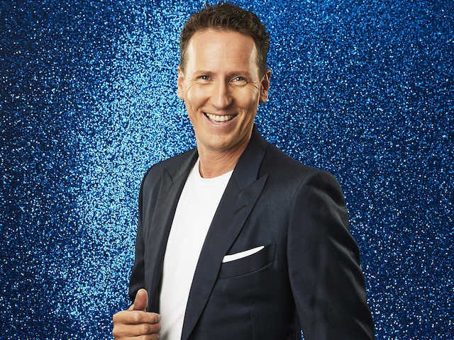 Former Strictly star Brendan Cole to compete on Dancing On Ice