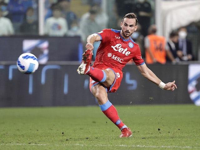 Arsenal 'could move for Napoli's Fabian Ruiz in 2022'