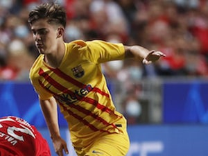 Barcelona midfielder Gavi to become Spain's youngest-ever player