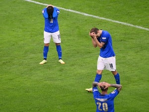 Italy's 37-game unbeaten run ended by Spain in Nations League semis