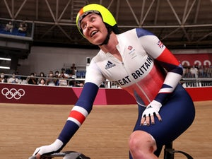 GB's Katie Archibald and Neah Evans take European gold in women's madison