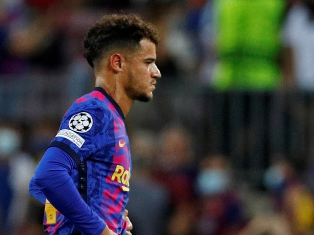 Liverpool 'considering Philippe Coutinho reunion'