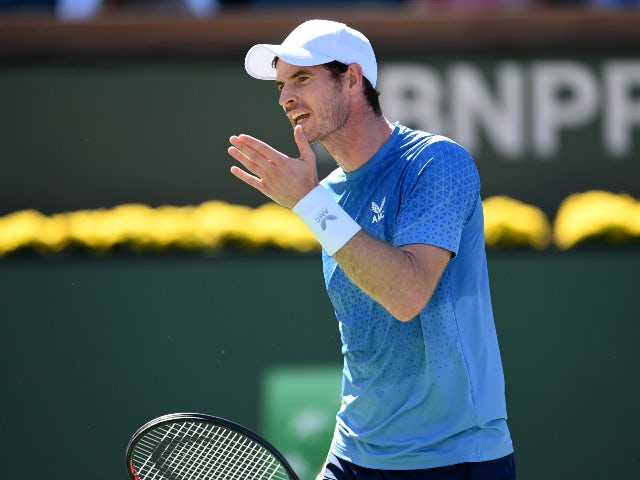 Andy Murray crashes out of European Open to Diego Schwartzman