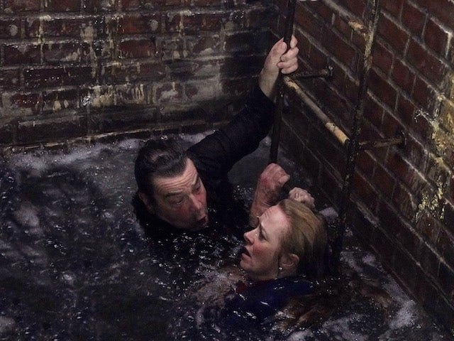 Johnny and Jenny on the second episode of Coronation Street on October 22, 2021