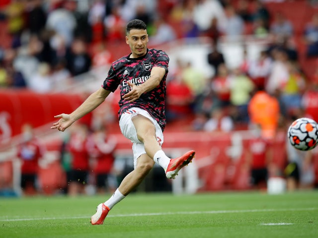 How Arsenal could line up against Leeds United
