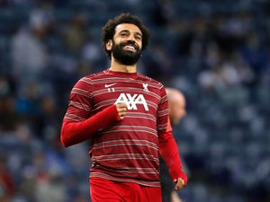 Mohamed Salah agent 'flies into Liverpool for contract talks'
