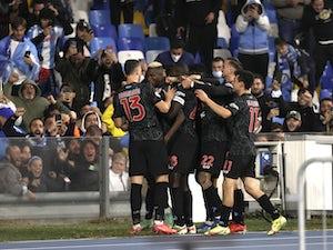 Preview: Napoli vs. Legia - prediction, team news, lineups